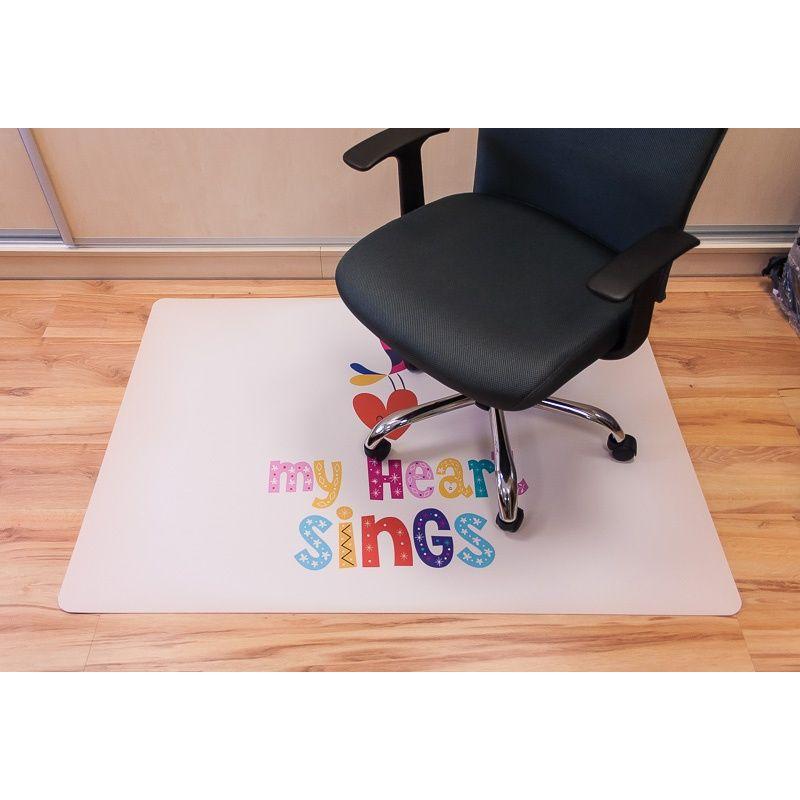 Maty Ochronne Pod Krzesła Ze Wzorem 046 100x140cm